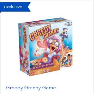 Greedy Granny game for kids